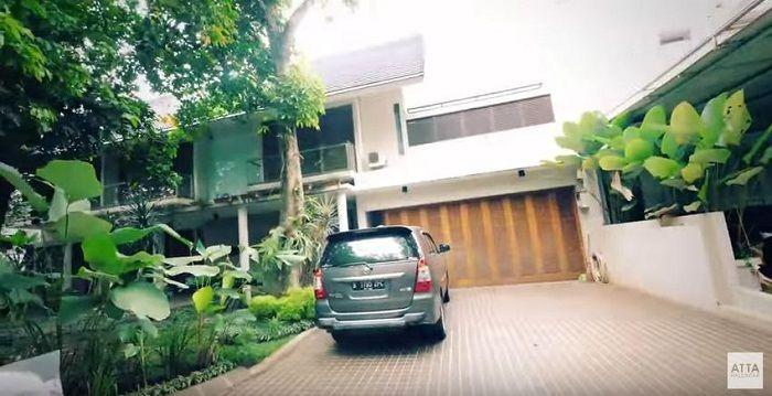 Rumah baru Raffi Ahmad