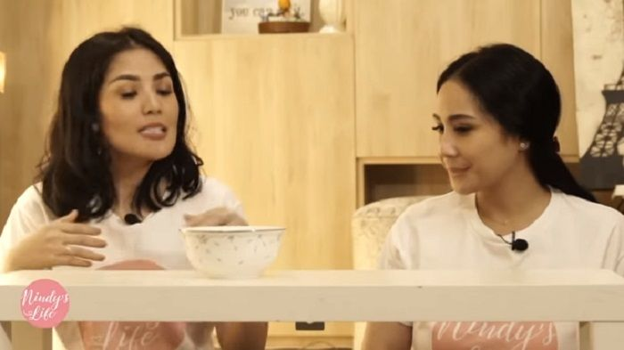Eat It or Wear It Challenge bareng Nindy Ayunda dan Nagita Slavina