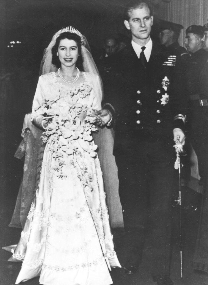 pernikahan Ratu Elizabeth dengan Pangeran Philip