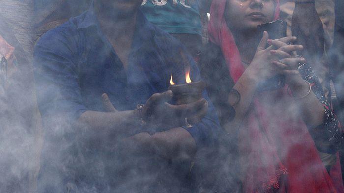 Ilustrasi praktek kejam di India