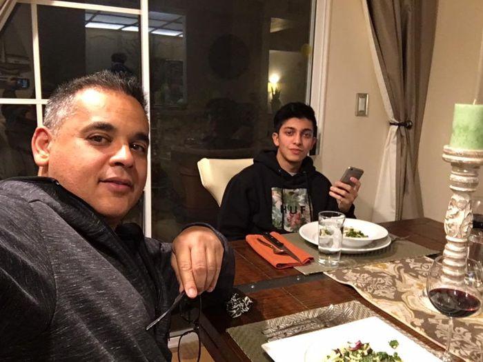 Pedro Carrascalao dan Albany Ray