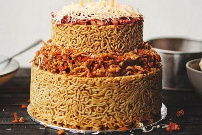 Kue Ulang Tahun Mi
