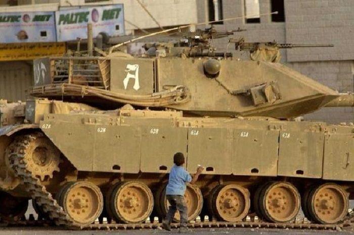 Foto yang menunjukkan Palestina adalah bangsa yang kuat