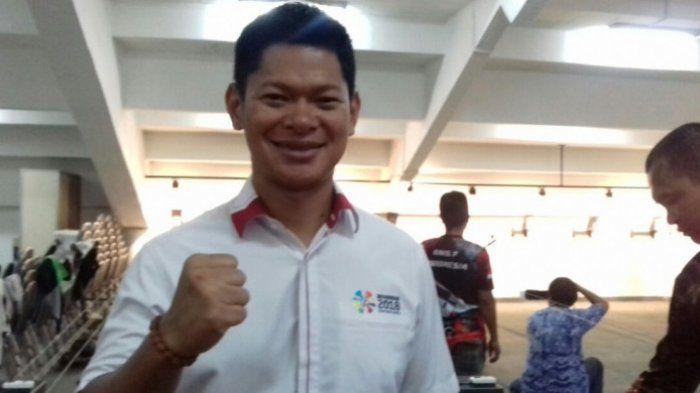 Pengurus Besar Ikatan Sport Sepeda Indonesia (PB ISSI), Raja Sapta Oktohari
