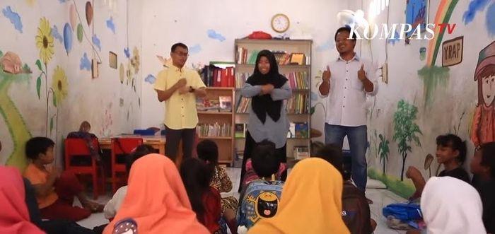 Suasana di Kelas