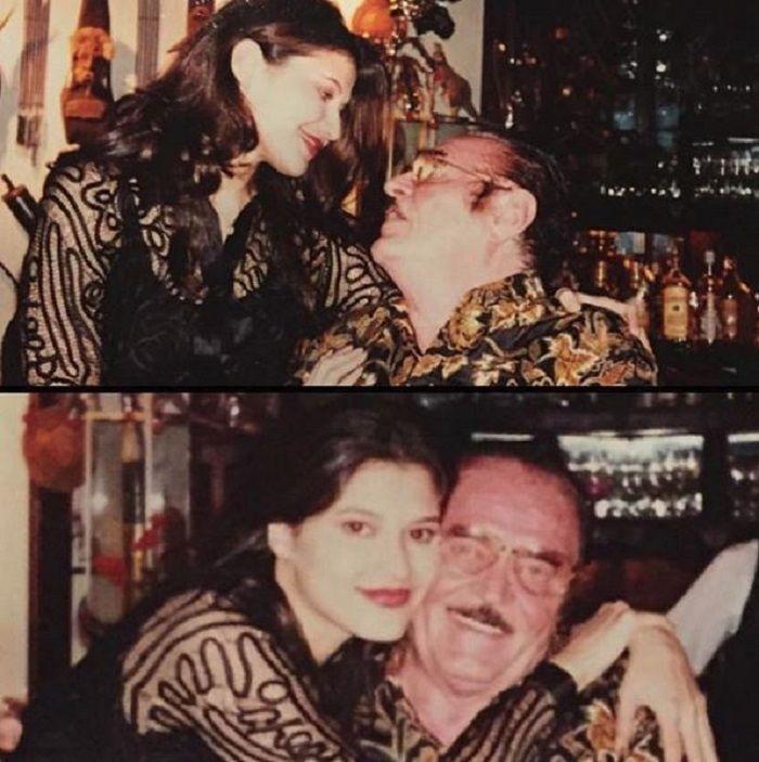 Tamara Bleszynski dan sang ayah, Zbigniew Bleszynski