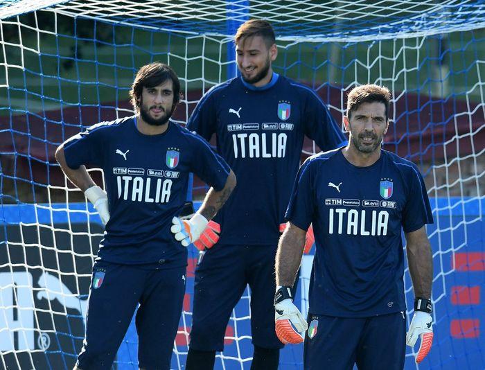 Buffon Perin Italia