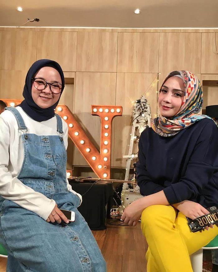 Nissa Syaban dan Nagita