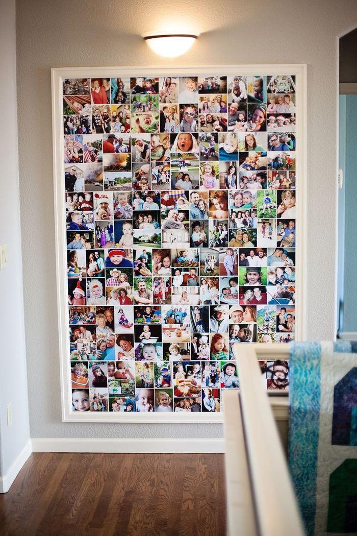 foto sebagai pengganti wallpaper
