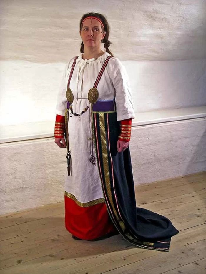 Gaya wanita <a href='http://manado.tribunnews.com/tag/viking' title='Viking'>Viking</a>