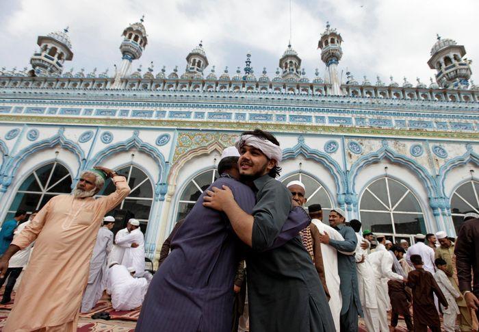 Idul Fitri di Pakitan