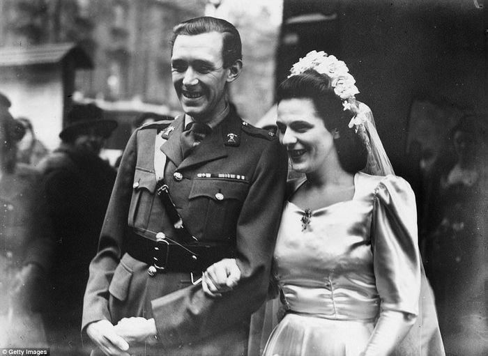 Bruce Shand dan Rosalind Cubitt, orang tua Camilla Parker Bowles