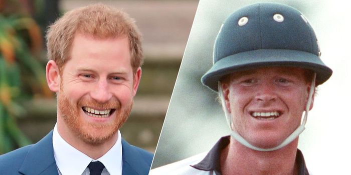 Pangeran Harry dan James Hewitt
