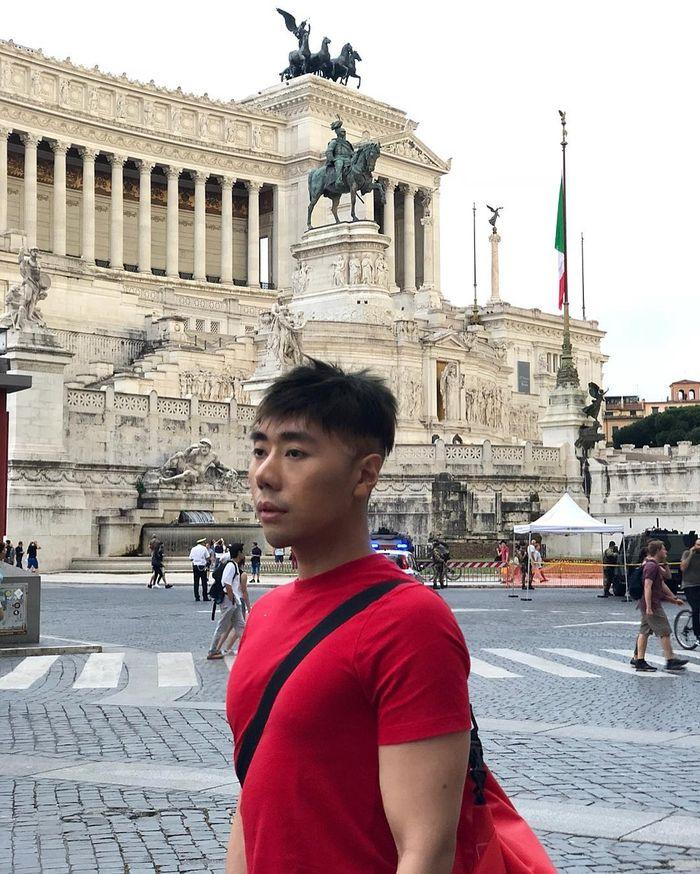 Roy Kiyoshi di Italia