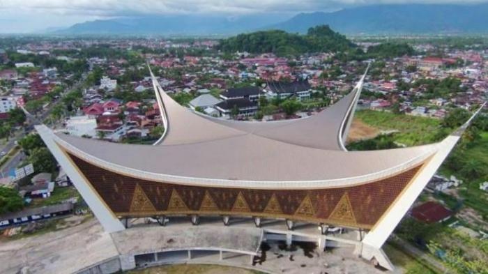 Masjid Raya Sumatera Barat, Padang