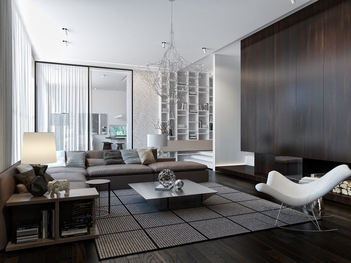 rumah bergaya modern   dok. cdn.home-designing.com