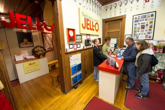 Museum Jell-O