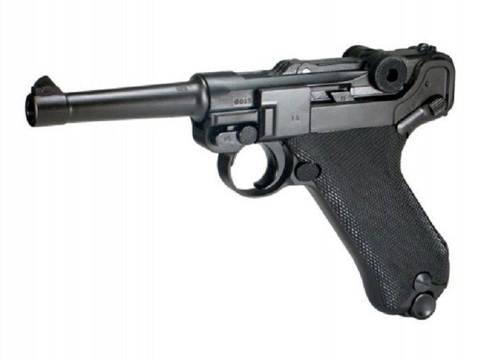 Luger PO8