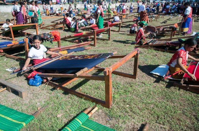 Festival tenun ikat Sumba