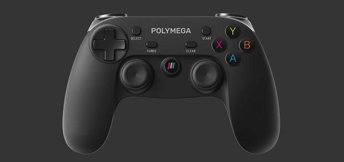 Polymega Controller