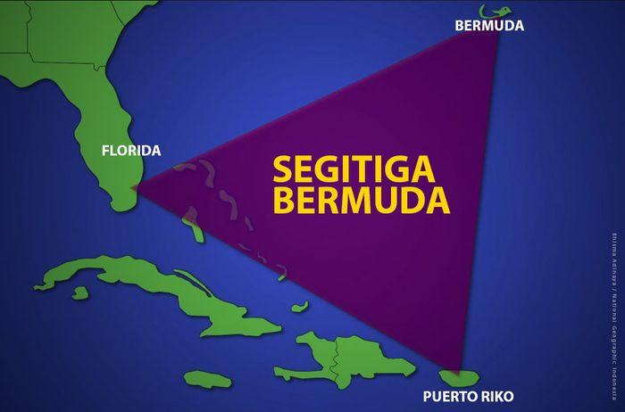 Lokasi Segitiga Bermuda