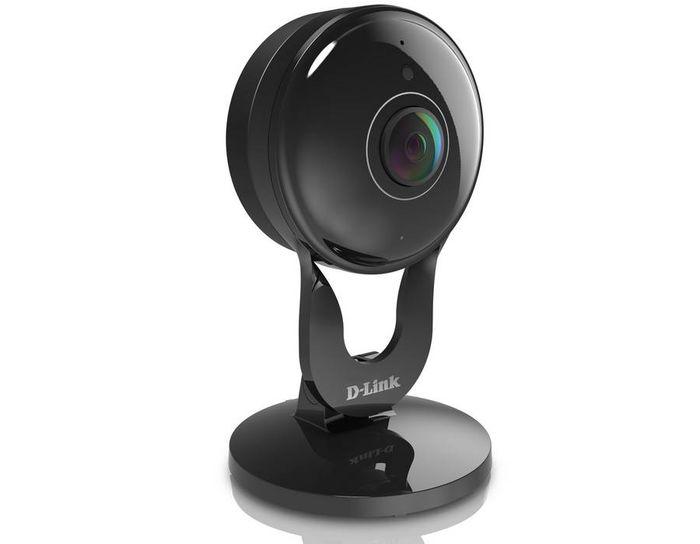 D-Link DCS-2530L memiliki lensa dengan sudut pandang 180 derajat sehingga dapat mencakup area yang lebih luas.