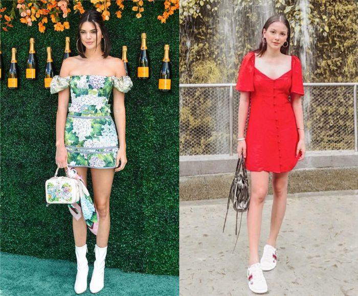 Kendall Jenner dan Alyssa Daguise