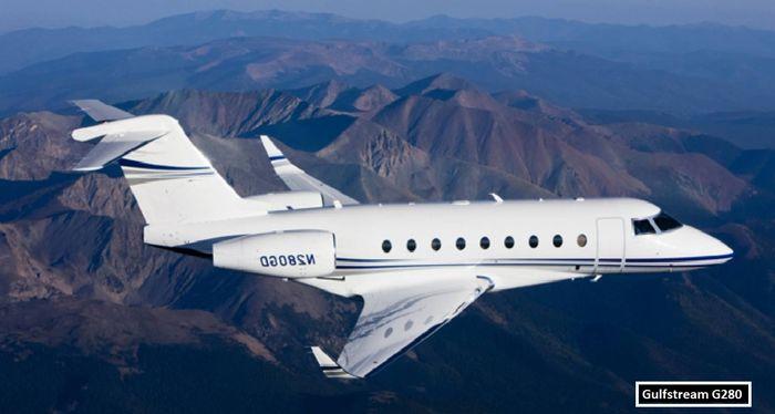 Paul Pogba: Gulfstream G280 ($ 24,5 juta/Rp360 M)