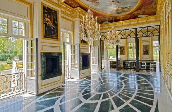 Desain dalam rumah Mohammad bin Salman