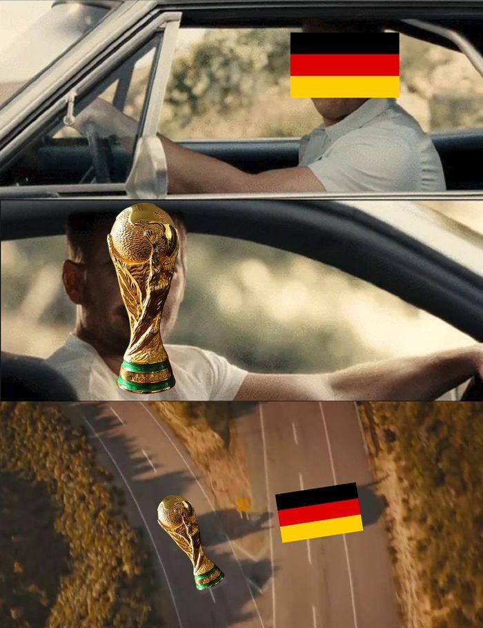 Selamat tinggal Jerman