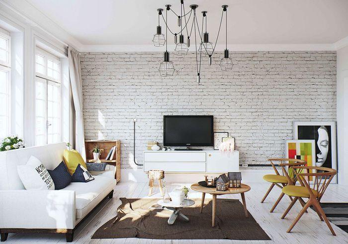 dinding putih tak monoton | dok. cdn.home-designing.com