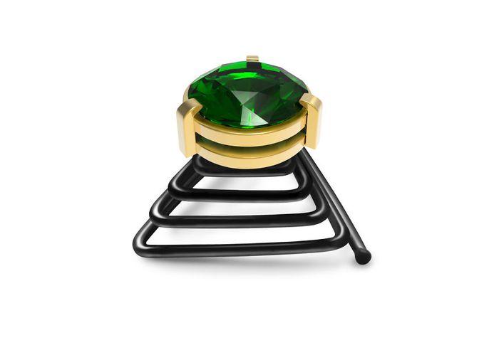 Perhiasan Jenggot Buatan Krato