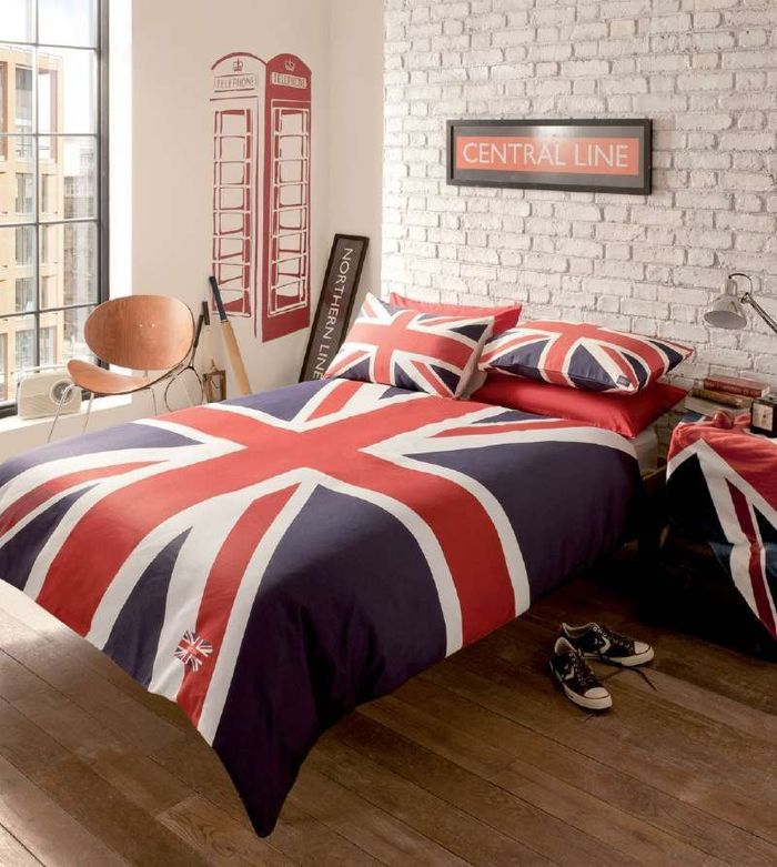 Bed Cover Inggris