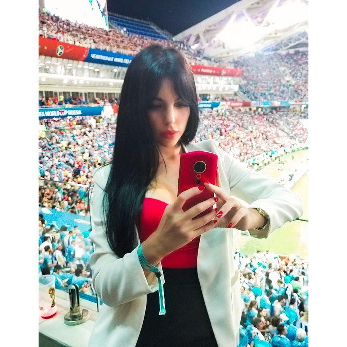 Penampilan Georgina Rodríguez