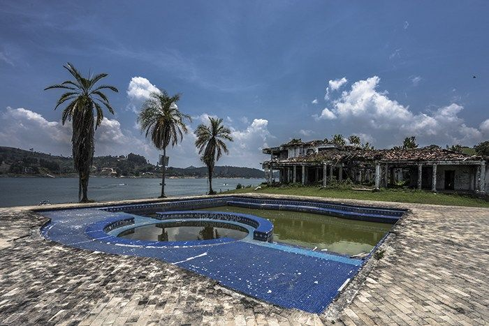 Mansion Pablo Escobar