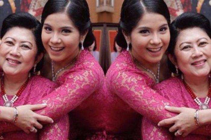 Berulang Tahun, Ibu Ani Yudhoyono Pamerkan Gaya Chic Bersama Menantu Cantiknya, Annisa Pohan