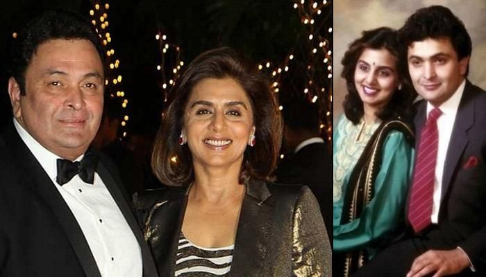 Rishi Kapoor dan Neetu Singh