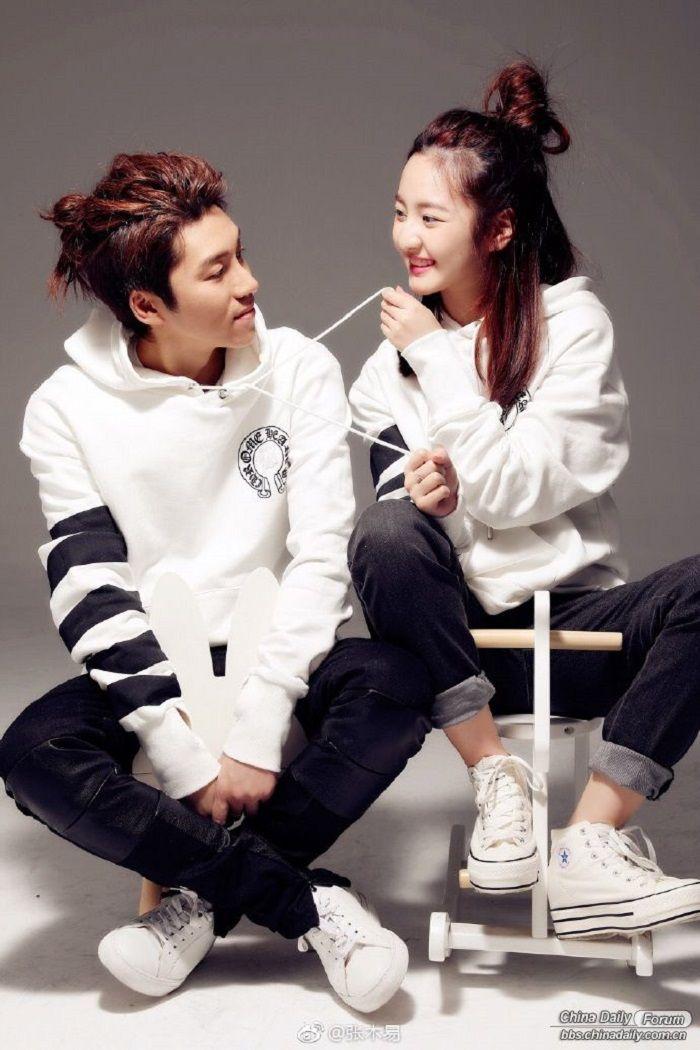 Zhang Muyi dan Akama Miki
