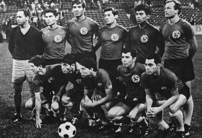 Tim sepak bola El Salvador.
