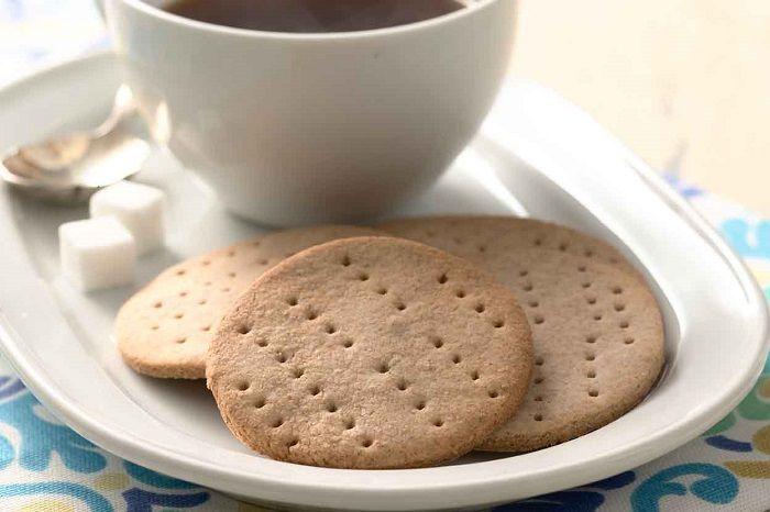 King Arthur Flour Biskuit teman minum teh