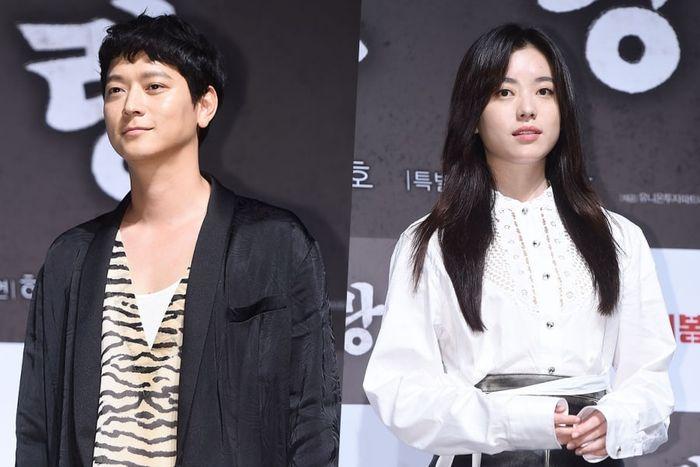 Kang Dong Won dan Han Hyo Joo