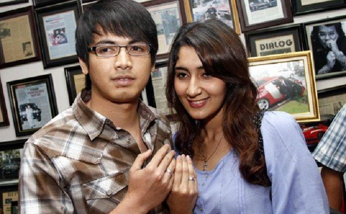 Tommy Kurniawa dan Tania