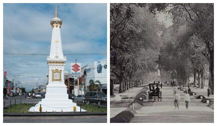 Foto Indonesia dulu dan sekarang