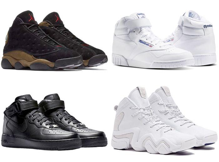 Sneakers Retro