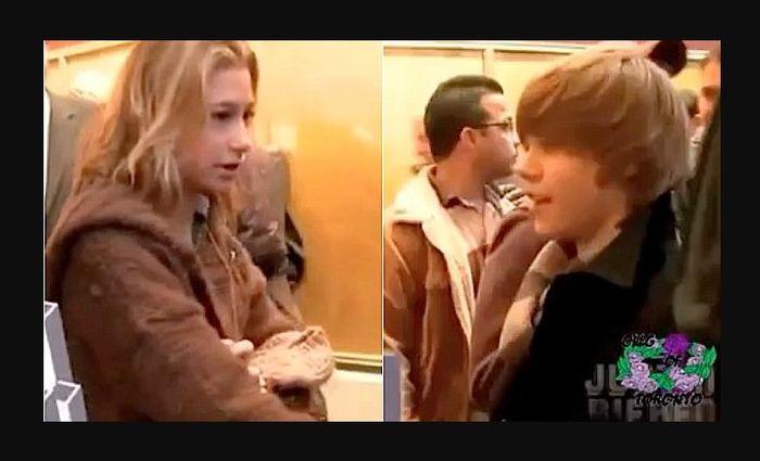 Hailey dan Justin