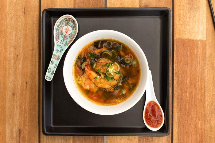 Sendok sup asal Tiongkok menjadi salah satu ide teknologi.