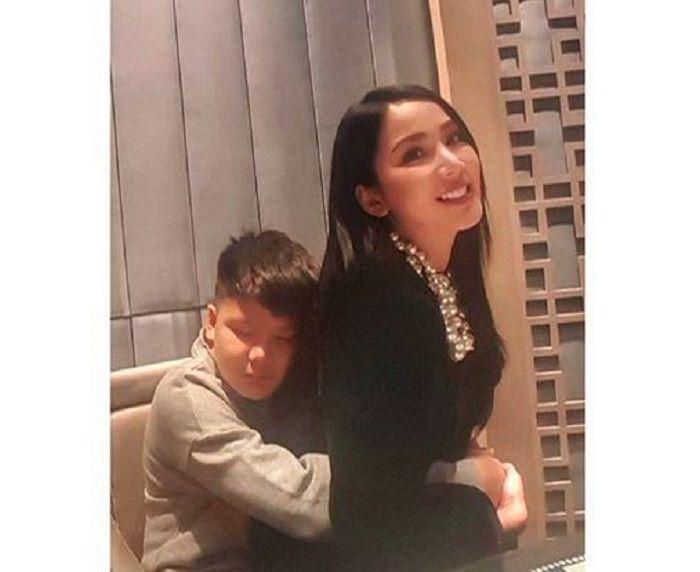 Jill dan Putranya