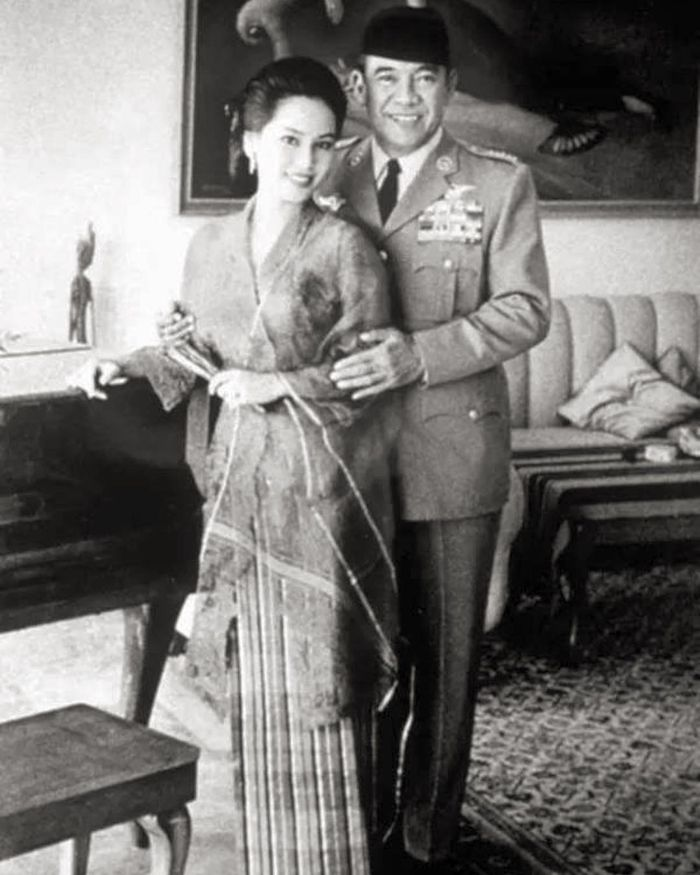 Ir Soekarno dan Naoko Nemoto