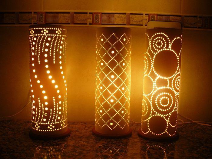 Lampu Artistik