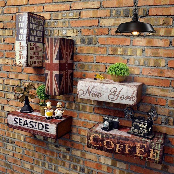 Hiasan dinding vintage